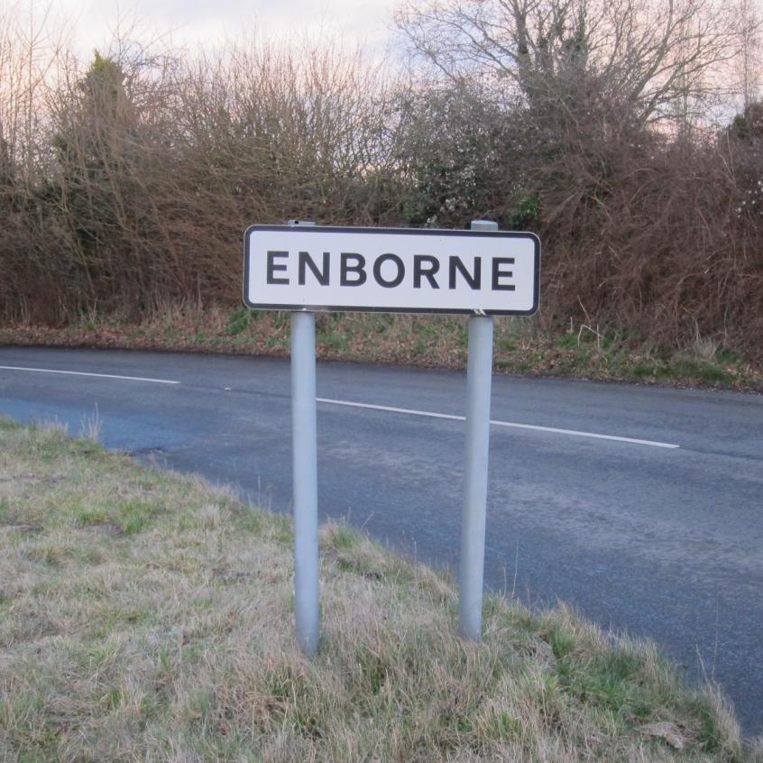 Enborne Folklore - nothing to do with vineyards!